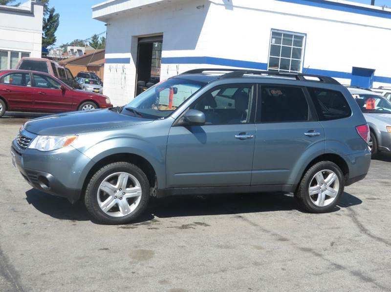 2009 subaru forester awd 2 5 x limited 4dr wagon 4a in. Black Bedroom Furniture Sets. Home Design Ideas