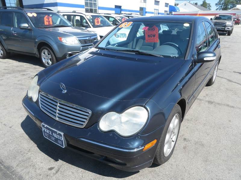2003 Mercedes-Benz C-Class C240 Sedan - Concord NH
