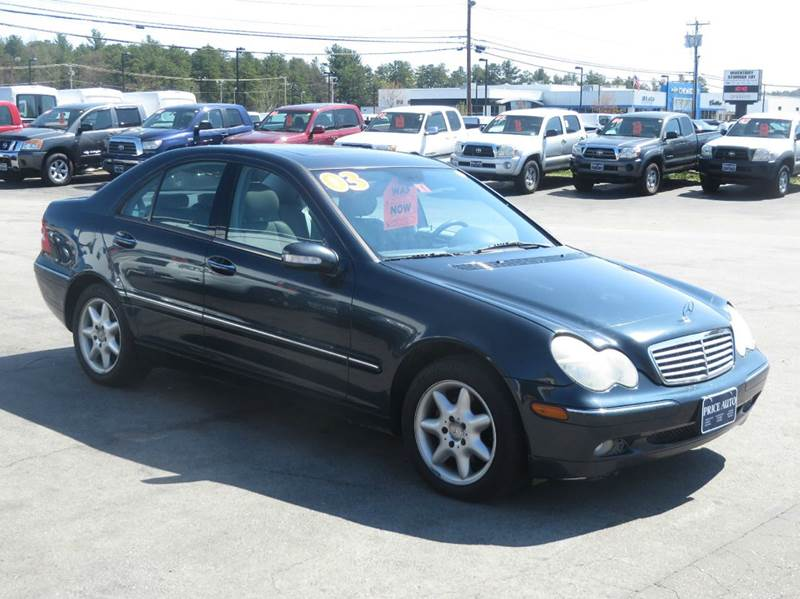 2003 mercedes benz c class c240 sedan in concord nh for Mercedes benz e class 2003 price