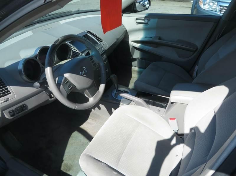 2004 Nissan Maxima 3.5 SE 4dr Sedan - Concord NH