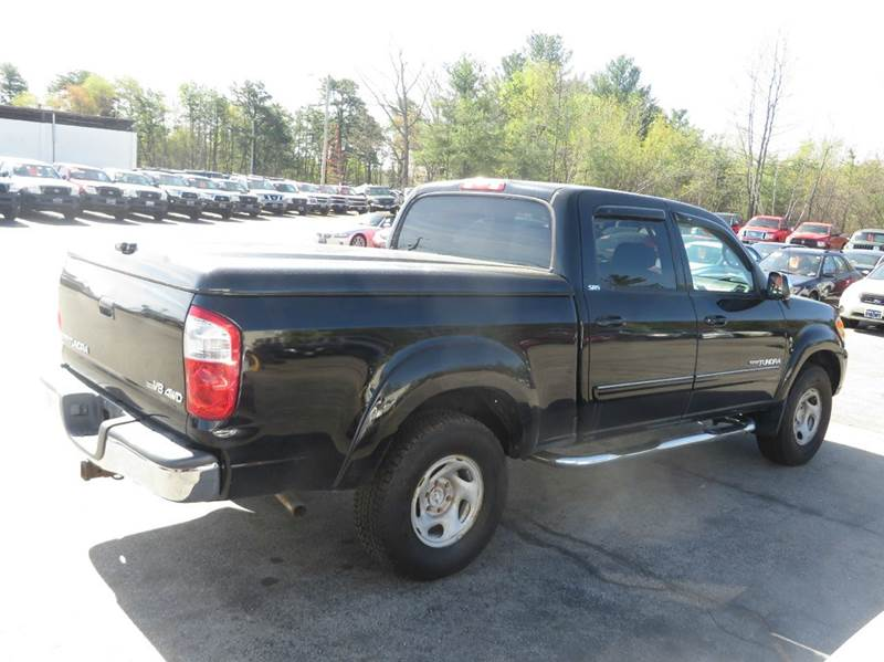 2004 Toyota Tundra 4dr Double Cab SR5 4WD SB V8 - Concord NH