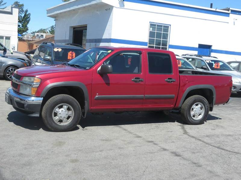 2006 chevrolet colorado lt 4dr crew cab 4wd sb in concord nh price auto sales. Black Bedroom Furniture Sets. Home Design Ideas