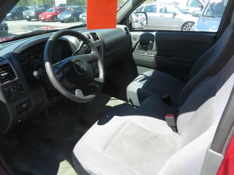 2006 Chevrolet Colorado LT 4dr Crew Cab 4WD SB - Concord NH