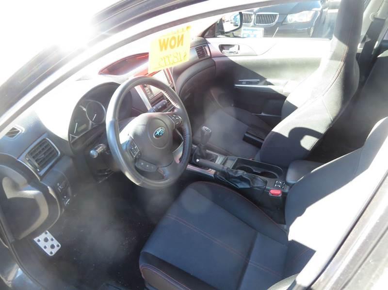2012 Subaru Impreza WRX Premium AWD 4dr Sedan - Concord NH