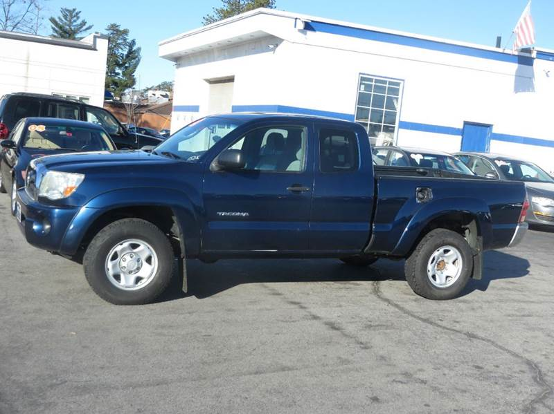 2008 toyota tacoma 4x4 4dr access cab 6 1 ft sb 5m in. Black Bedroom Furniture Sets. Home Design Ideas