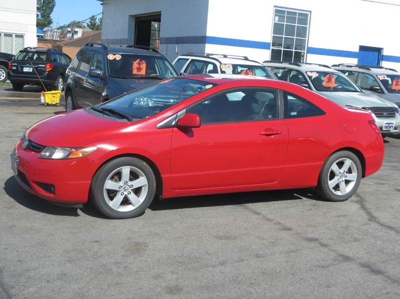 2006 honda civic ex 2dr coupe w manual in concord nh for Concord honda service coupons