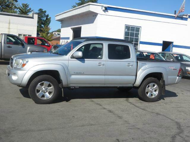 2005 toyota tacoma 4dr double cab v6 4wd sb in concord nh. Black Bedroom Furniture Sets. Home Design Ideas