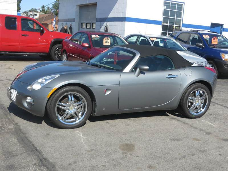 2006 pontiac solstice 2dr convertible in concord nh. Black Bedroom Furniture Sets. Home Design Ideas