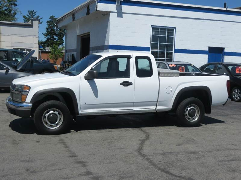 2007 chevrolet colorado ls ls 4dr extended cab 4wd sb in concord nh price auto sales. Black Bedroom Furniture Sets. Home Design Ideas