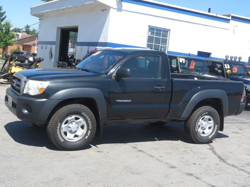 2010 toyota tacoma 4x4 2dr regular cab 6 1 ft sb 5m in concord nh price auto sales. Black Bedroom Furniture Sets. Home Design Ideas