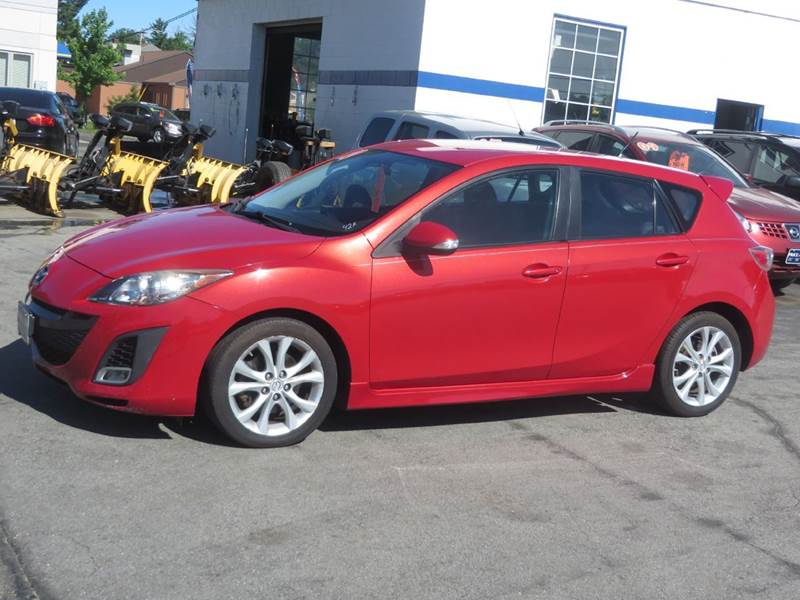 2010 mazda mazda3 s grand touring 4dr hatchback 5a in concord nh price auto sales. Black Bedroom Furniture Sets. Home Design Ideas