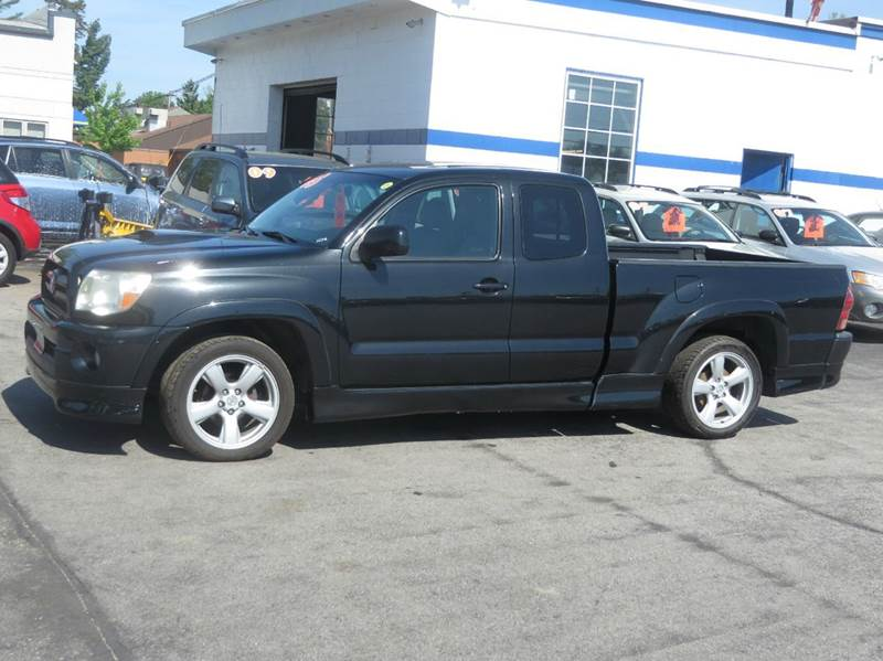 2005 toyota tacoma 4dr access cab x runner v6 rwd sb in concord nh price auto sales. Black Bedroom Furniture Sets. Home Design Ideas