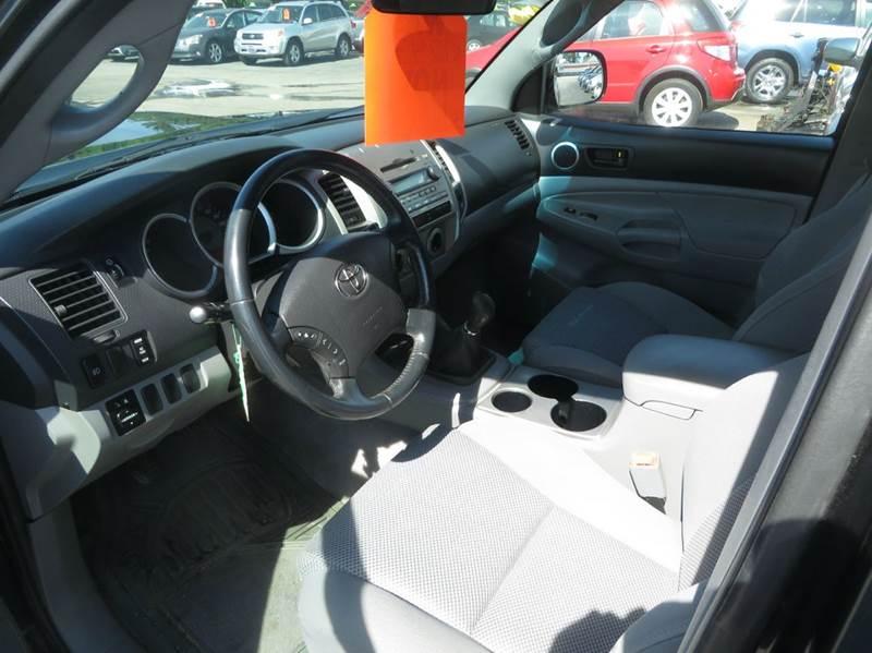 2005 Toyota Tacoma 4dr Access Cab X-Runner V6 Rwd SB - Concord NH