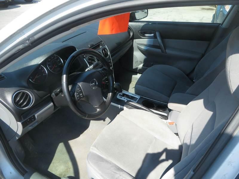 2008 Mazda MAZDA6 i Touring 4dr Sedan - Concord NH
