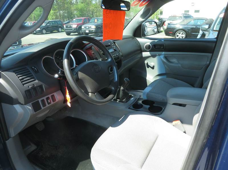 2008 Toyota Tacoma 4x4 4dr Access Cab 6.1 ft. SB 5M - Concord NH