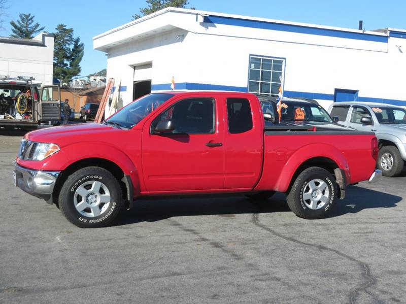 2008 nissan frontier se king cab v6 4wd in concord nh price auto sales. Black Bedroom Furniture Sets. Home Design Ideas