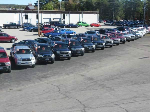 2009 Toyota Tacoma 4x4 V6 4dr Access Cab 6.1 ft. SB 6M - Concord NH