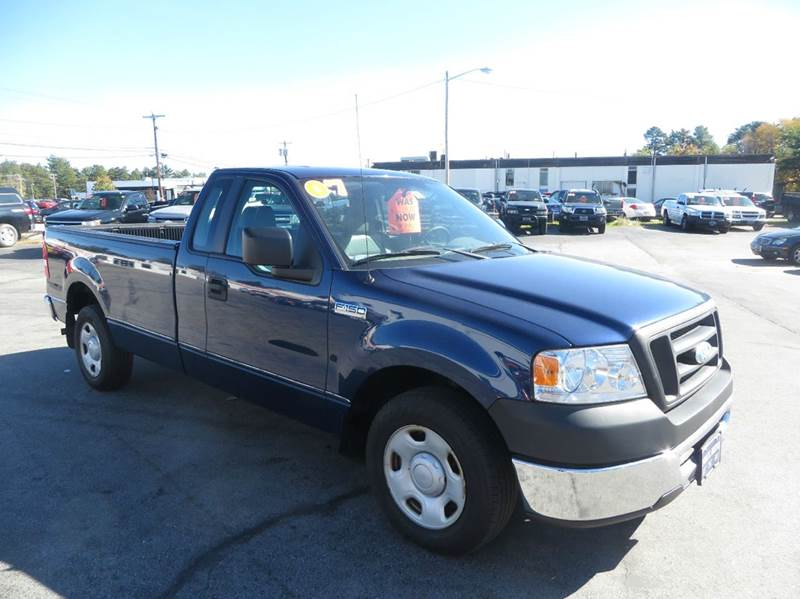 2007 ford f 150 xl regular cab 2wd in concord nh price auto sales. Black Bedroom Furniture Sets. Home Design Ideas