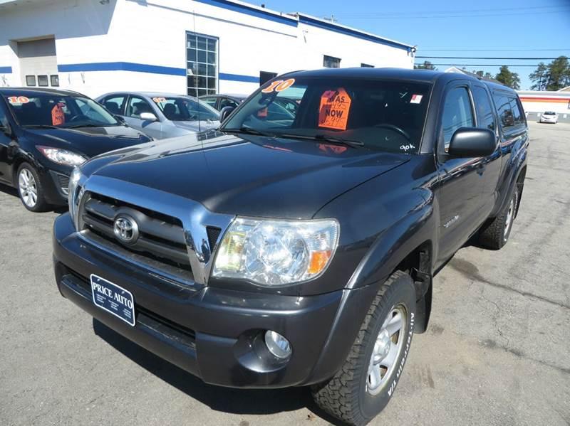 2010 Toyota Tacoma 4x4 V6 4dr Access Cab 6.1 ft SB 5A - Concord NH