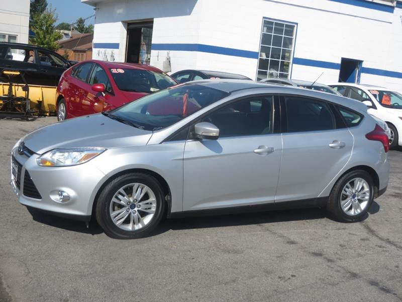 2012 ford focus sel 4dr hatchback in concord nh price auto sales. Black Bedroom Furniture Sets. Home Design Ideas