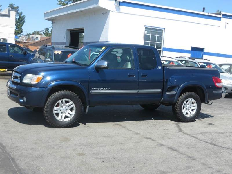 2003 toyota tundra sr5 access cab 4wd in concord nh. Black Bedroom Furniture Sets. Home Design Ideas