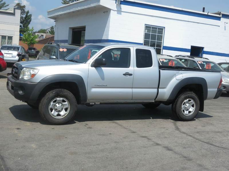 2005 toyota tacoma 4dr access cab 4wd sb in concord nh. Black Bedroom Furniture Sets. Home Design Ideas