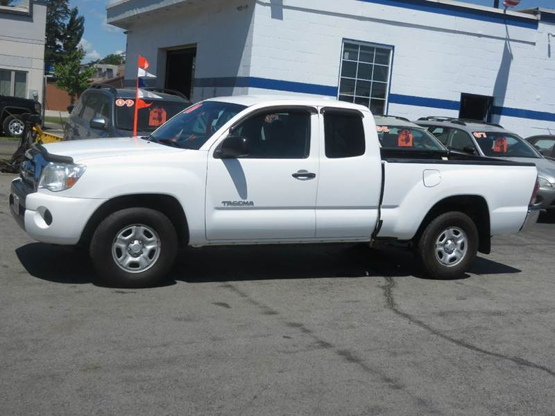 2010 toyota tacoma 4x2 4dr access cab 6 1 ft sb 5m in concord nh price auto sales. Black Bedroom Furniture Sets. Home Design Ideas