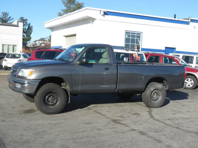 2005 toyota tundra regular cab 4wd in concord nh price auto sales. Black Bedroom Furniture Sets. Home Design Ideas