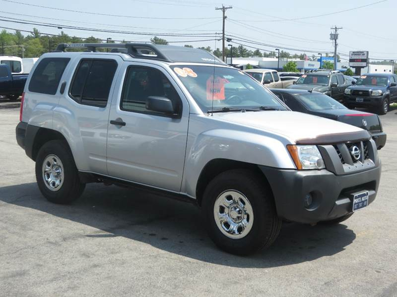 2008 Nissan Xterra 4x4 Off Road 4dr Suv 5a In Concord Nh