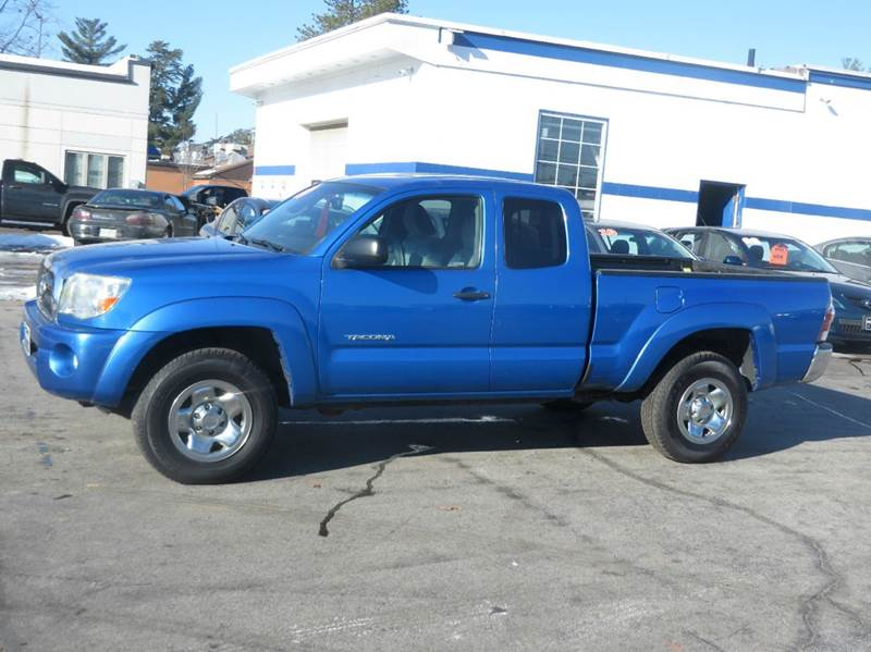 2009 toyota tacoma v6 4x4 4dr access cab 6 1 ft sb 6m in concord nh price auto sales. Black Bedroom Furniture Sets. Home Design Ideas