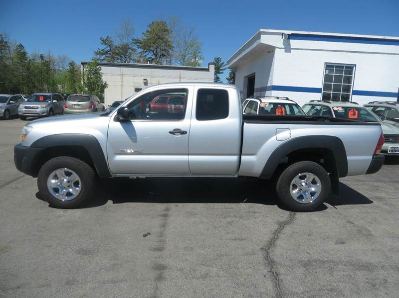 2005 toyota tacoma 4dr access cab 4wd sb in concord nh price auto sales. Black Bedroom Furniture Sets. Home Design Ideas