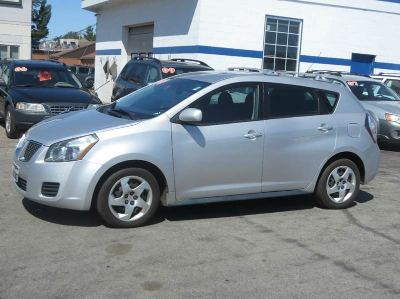 2009 pontiac vibe 1 8l 4dr wagon in concord nh price. Black Bedroom Furniture Sets. Home Design Ideas