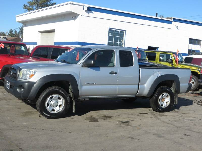 2005 toyota tacoma access cab 4wd in concord nh price. Black Bedroom Furniture Sets. Home Design Ideas