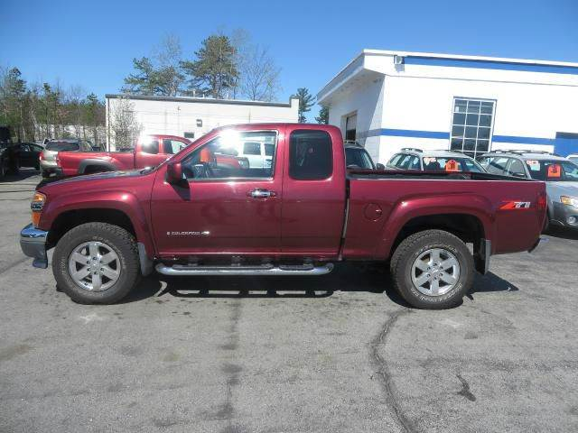 2009 Chevrolet Colorado 4x2 LT 4dr Extended Cab w/1LT - Concord NH