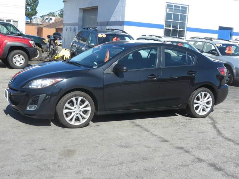 2010 Mazda MAZDA3 s Grand Touring 4dr Sedan 5A - Concord NH