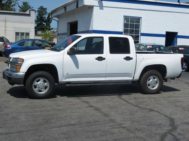 2007 chevrolet colorado lt crew cab 2wd in concord bow. Black Bedroom Furniture Sets. Home Design Ideas