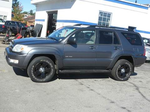 Toyota 4runner For Sale In New Hampshire Carsforsale Com