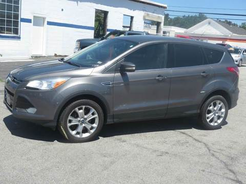 2013 Ford Escape for sale in Concord, NH