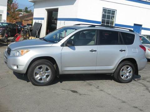2006 Toyota RAV4 for sale in Concord, NH