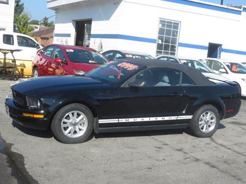 2007 Ford Mustang for sale in Concord, NH