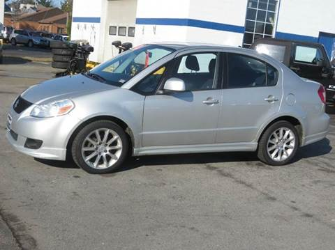 2008 Suzuki SX4 for sale in Concord, NH