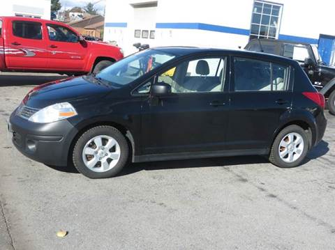 2009 Nissan Versa for sale in Concord, NH