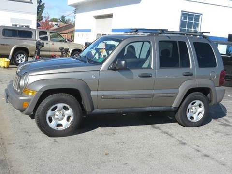 2006 Jeep Liberty for sale in Concord, NH