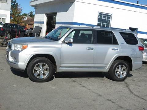 2010 Toyota 4Runner for sale in Concord, NH