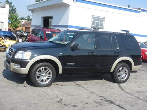 2007 Ford Explorer for sale in Concord, NH