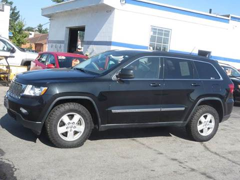 2012 Jeep Grand Cherokee for sale in Concord, NH