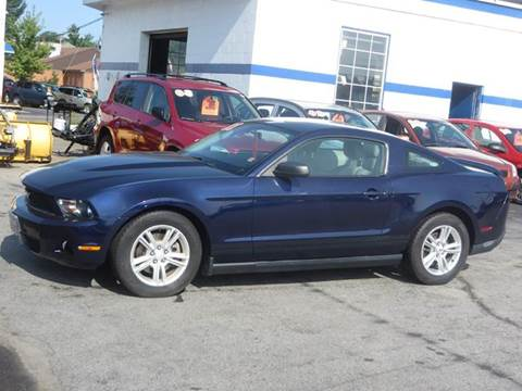 2011 Ford Mustang for sale in Concord, NH