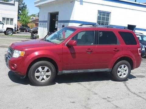 2011 Ford Escape for sale in Concord, NH