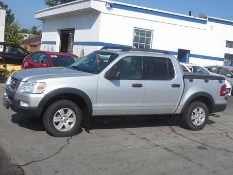 2009 Ford Explorer Sport Trac for sale in Concord, NH