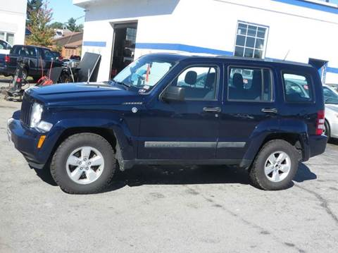 2012 Jeep Liberty for sale in Concord, NH